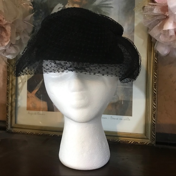 VINTAGE 1960'S NORMAN DURAND ORIGINALS HAT